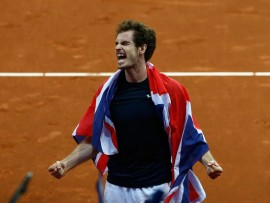 Andy+Murray+Belgium+v+Great+Britain+Davis+DPIpz1TR73fl