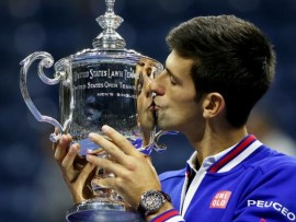 Novak Djokovic-US OPEN