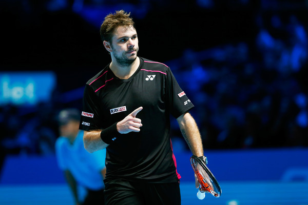 Stan+Wawrinka+Barclays+ATP+World+Tour+Finals+qVUNsNbtcyWl