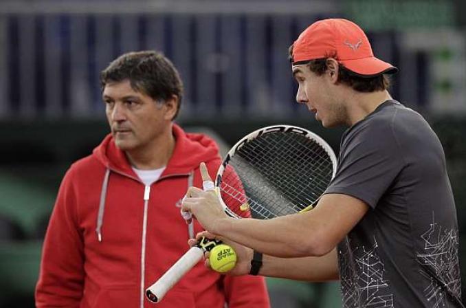 Тони Надал: Сега Рафа може да играе наистина класен тенис