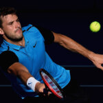 during day five of the 2016 Brisbane International at Pat Rafter Arena on January 7, 2016 in Brisbane, Australia.