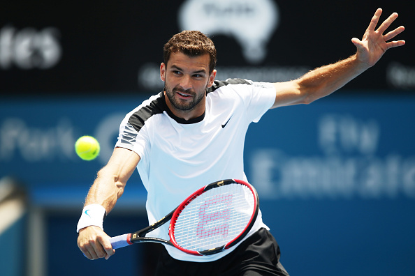 during day six of the 2016 Sydney International at Sydney Olympic Park Tennis Centre on January 15, 2016 in Sydney, Australia.