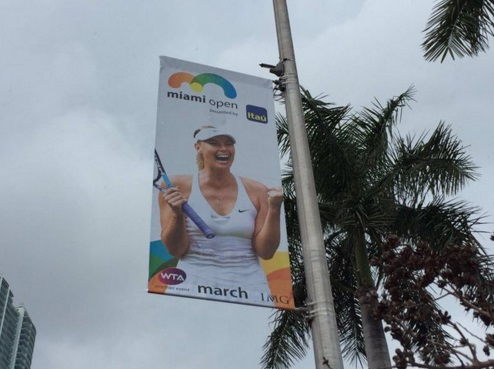 sharapova-miami-cartel