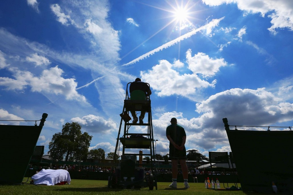 umpire-chair
