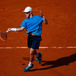during day four of the 2015 French Open at Roland Garros on May 27, 2015 in Paris, France.