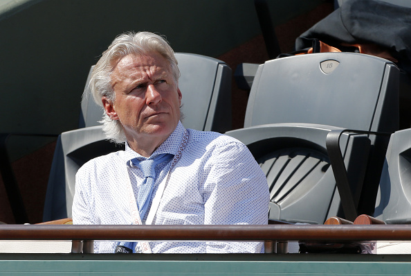PARIS, FRANCE - JUNE 5: Bjorn Borg attends day 13 of the French Open 2015 at Roland Garros stadium on June 5, 2015 in Paris, France. (Photo by Jean Catuffe/Getty Images)