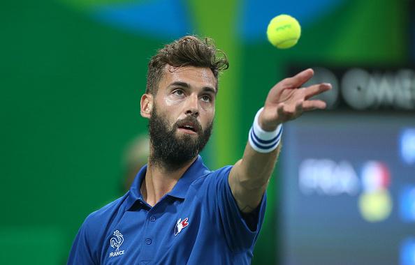 Френската тенис федерация: Пер дойде в Рио, за да се влачи по корта