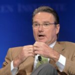 "Tennis champion Jimmy Connors takes part in a panel discussion titled ""The Business of Sports"" at the Milken Institute Global Conference in Beverly Hills, California May 1, 2013. REUTERS/Gus Ruelas"