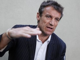 Mats Wilander (SWE) Interview Termin, Portrait,privat,