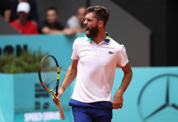 Benoit+Paire+Mutua+Madrid+Open+Day+Four+l8VqhYp4tGcl