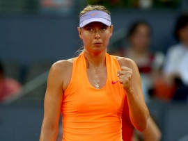 Maria+Sharapova+Mutua+Madrid+Open+Day+Three+_eEoe3TyP3el