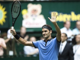 Roger+Federer+Gerry+Weber+Open+Day+4+sijW6LziMqtl