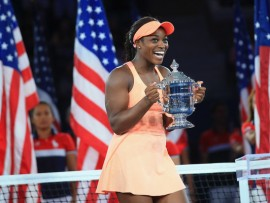 Sloane+Stephens+2017+Open+Tennis+Championships+cgG42KCETRil