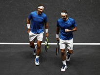 <> on September 23, 2017 in Prague, Czech Republic. The Laver Cup consists of six European players competing against their counterparts from the rest of the World. Europe will be captained by Bjorn Borg and John McEnroe will captain the Rest of the World team. The event runs from 22-24 September.