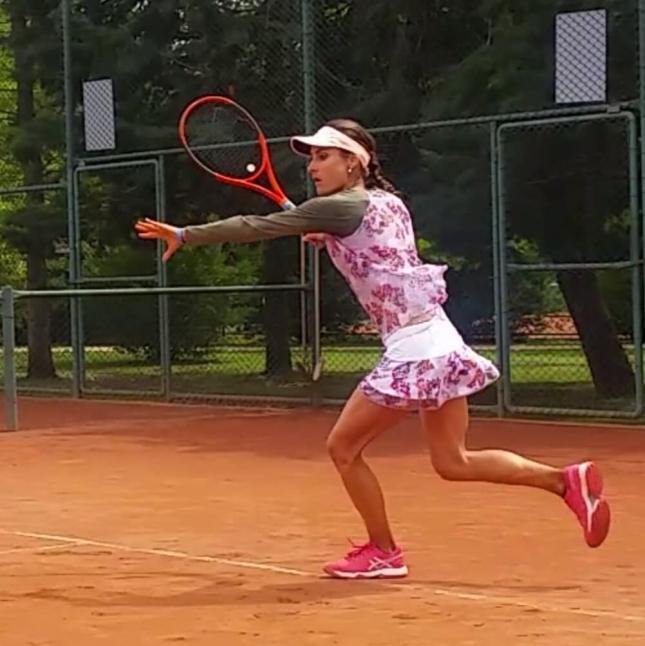 Евтимова отпадна на полуфиналите в Анталия