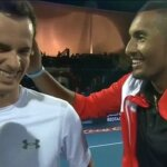 Kyrgios Murray