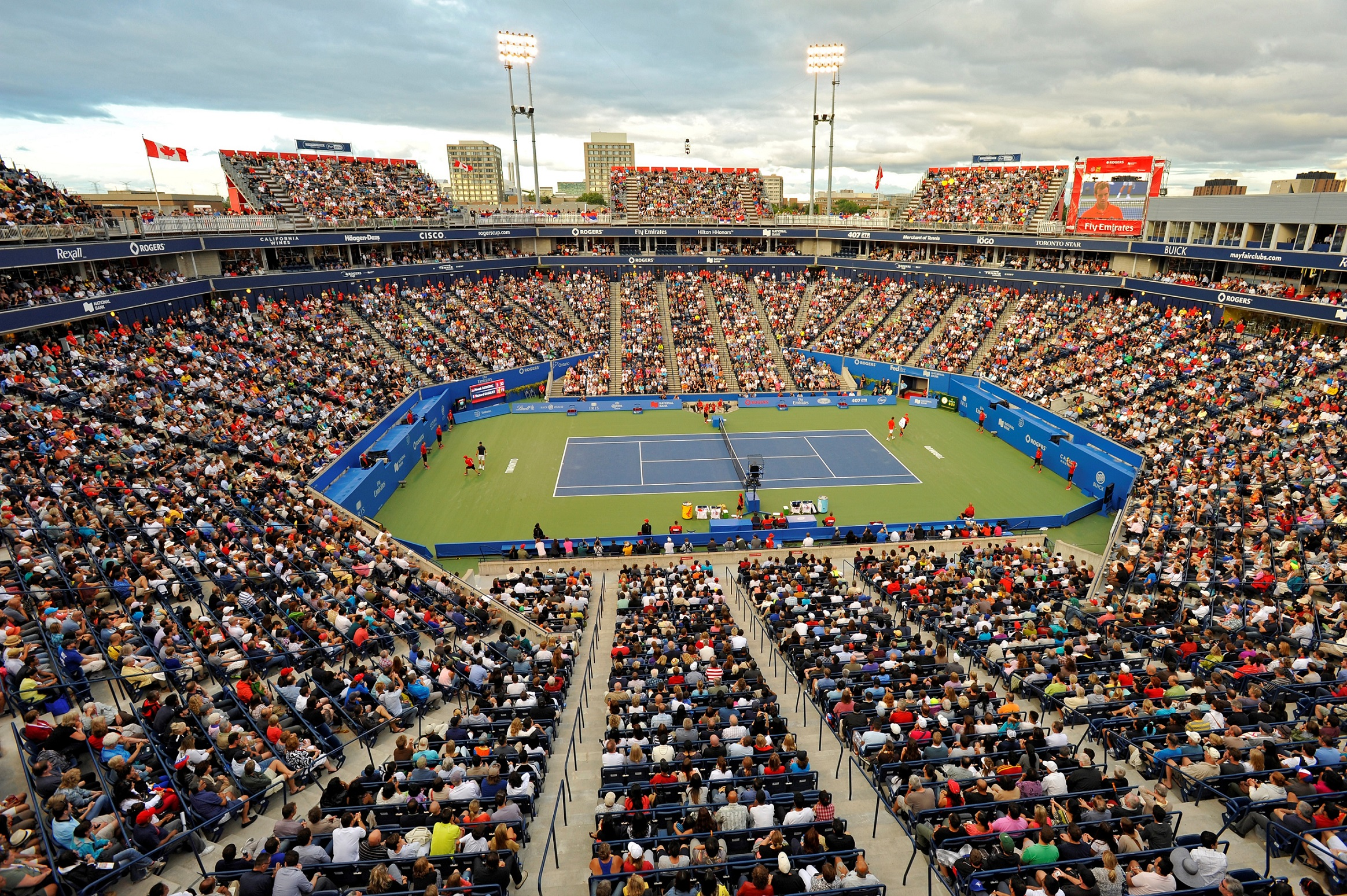 CANADA ROGERS CUP TENNIS