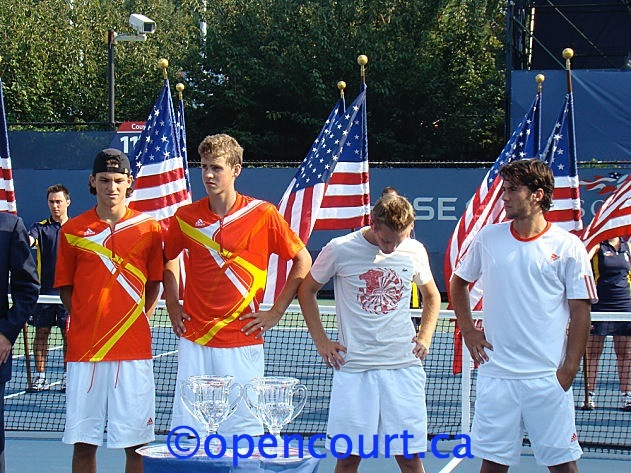 Pospisil and Dimitrov