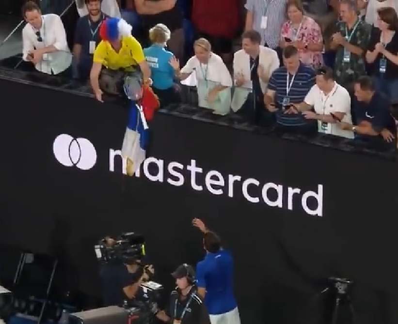 djokovic - fan
