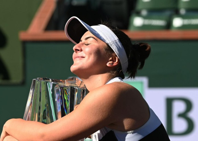 andreescu_indian_wells_2019_trophy