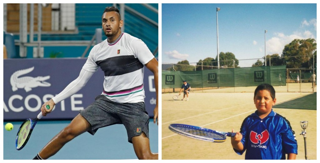 Kyrgios Before Now
