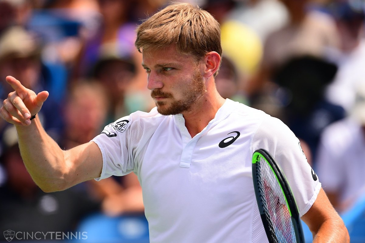 David Goffin, Cincinnati