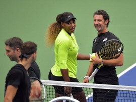 Grigor Dimitrov Serena Williams