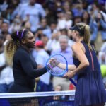 Sharapova Serena Williams