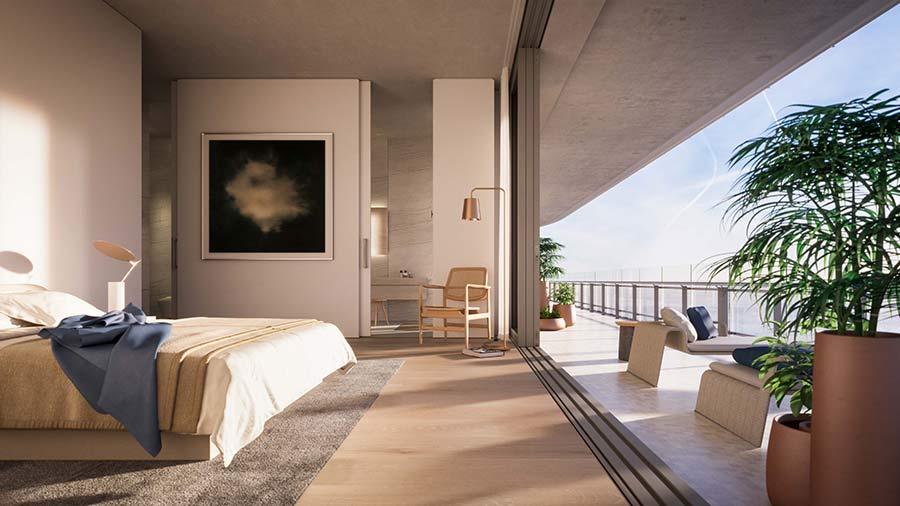 Разходете се в апартамента за 6.7 млн. долара на Новак Джокович (галерия)