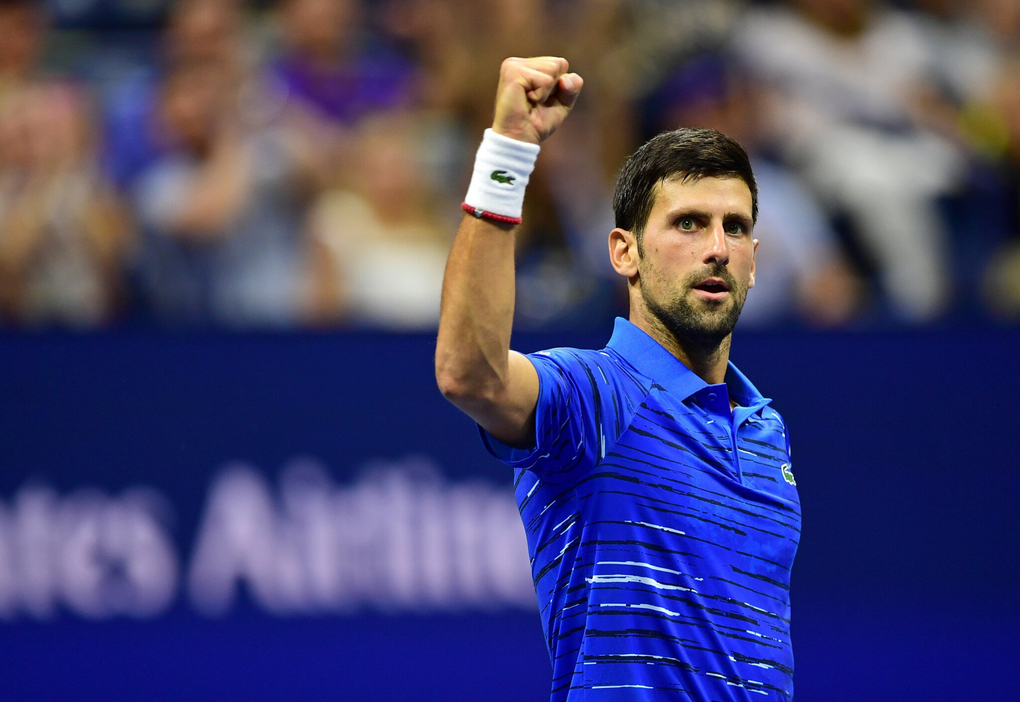 Novak Djokovic, US Open 2019