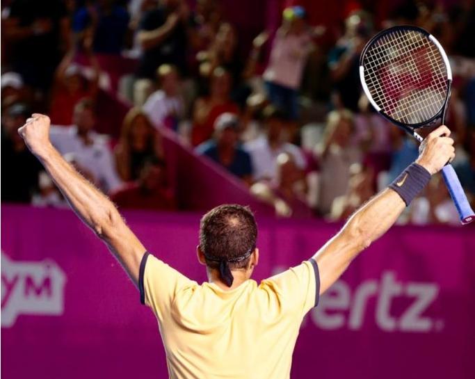Григор Димитров в Лос Кабос - тенис, изключителни гледки и емоции (галерия)