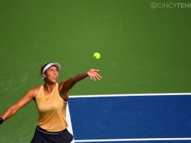 Madison Keys, Cincinnati