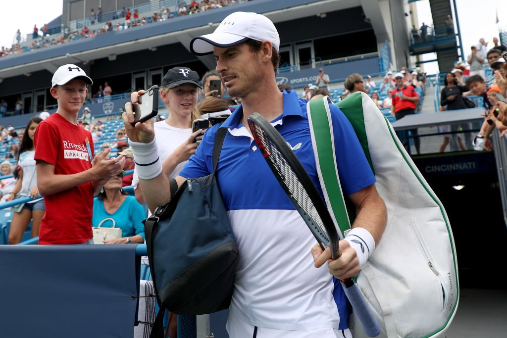 Andy Murray, Cincinnatti