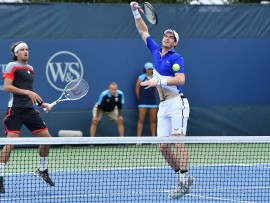 Andy Murray, Feliciano Lopez, Cincinnati