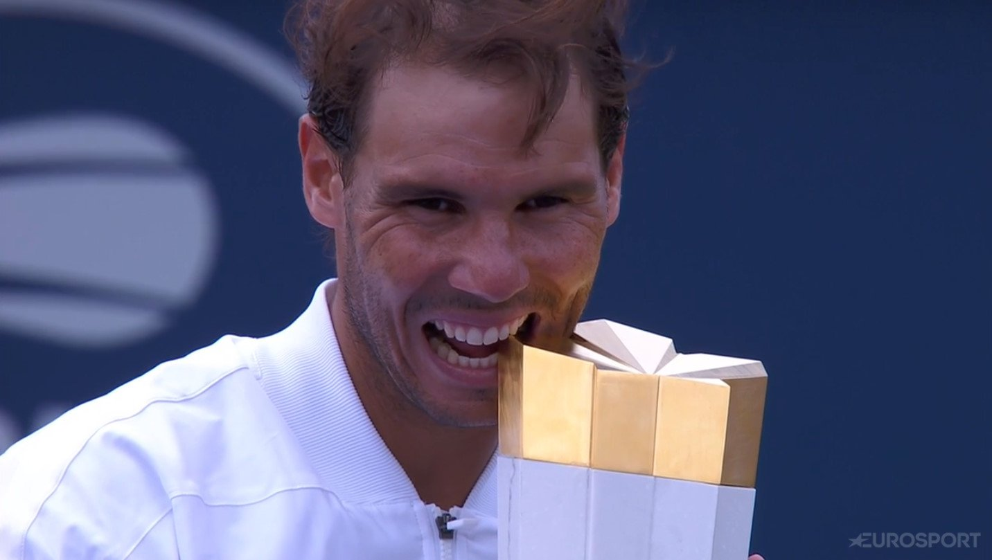 nadal montreal title
