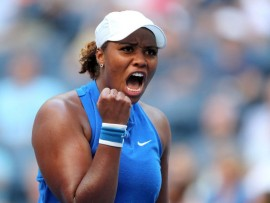 Taylor Townsend, US Open 2019