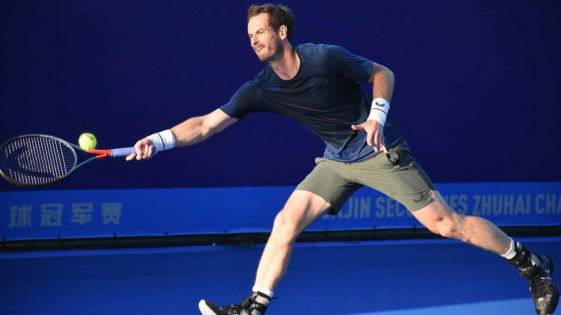 Andy Murray, Zhuhai 2019