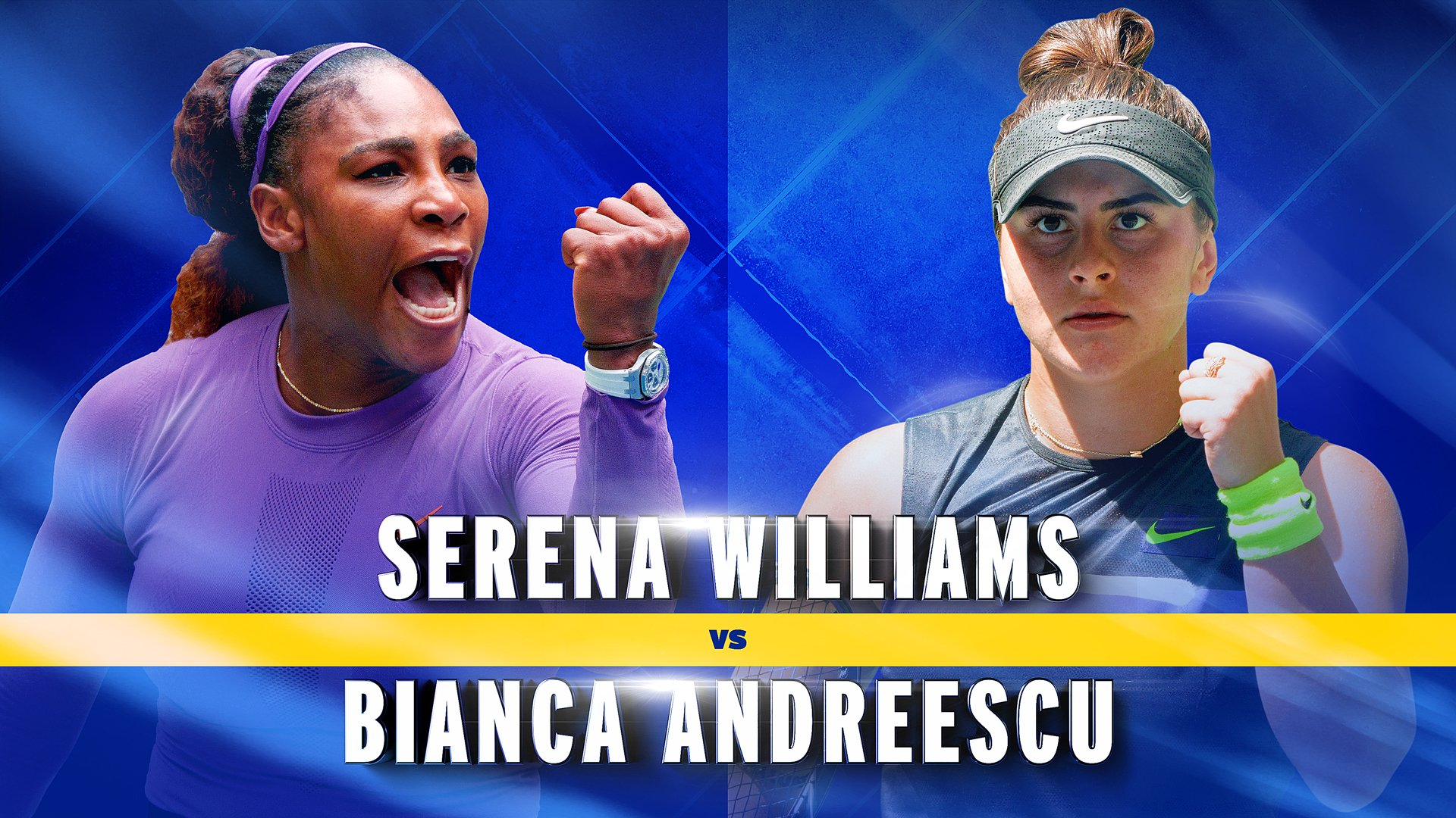 Bianca Andreescu, Serena Williams, US Open 2019