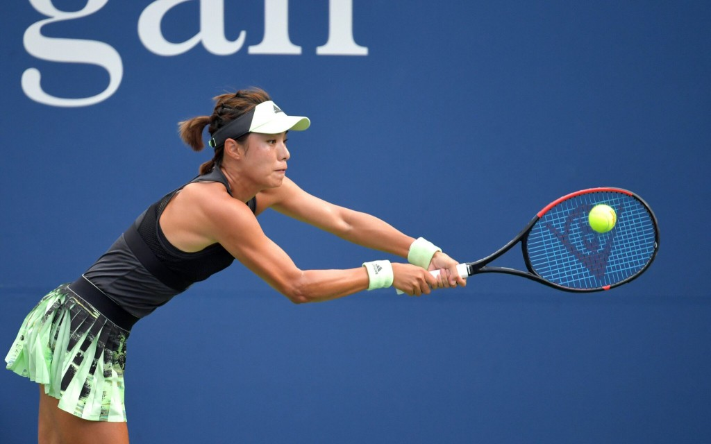 Wang Qian, US Open 2019