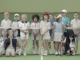 KIDS TENNIS PLAYERS