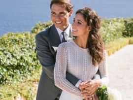 Rafael Nadal, Maria Francisca, wedding