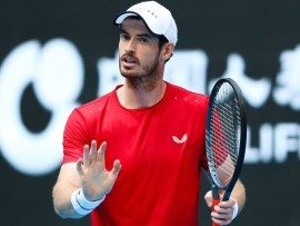 Andy Murray, Beijing 2019