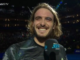 stefanos tsitsipas london