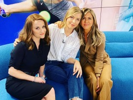 SHARAPOVA MORNING SHOW