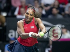 Serena Williams, Fed Cup