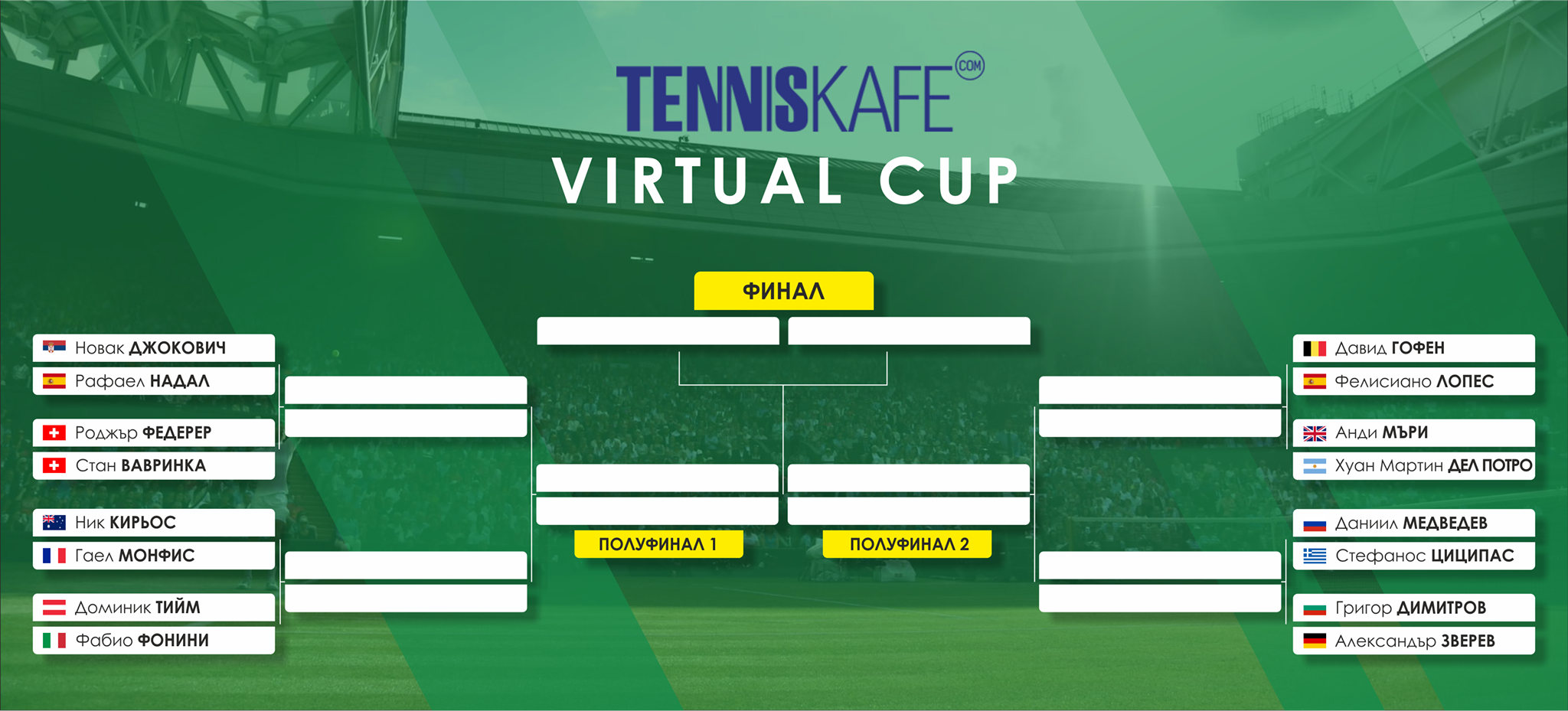 TennisKafe Virtual Cup