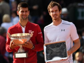 Djokovic Murray