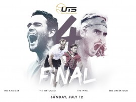 Final Four Ultimate Tennis Showdown