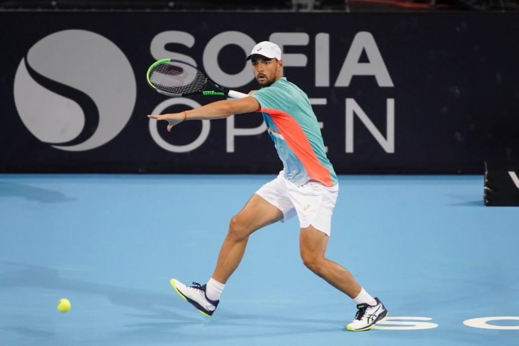 Димитър Кузманов загуби от Салваторе Карузо на старта на Sofia Open